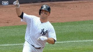 Download 4/29/17: Yankees dominate with four homers in win Video