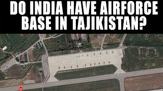 Download Does India have Airforce Base in Tajikistan? Video
