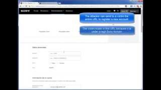 Download Sony open redirect vulnerability Video