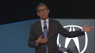 Download Acura's Future Interior Styling and Technology Concept - Watch the Global Debut 11/16/16 Video