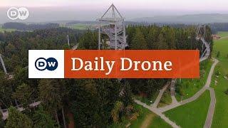 Download #DailyDrone: Skywalk Allgäu Video