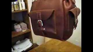 Download Making A Leather Utility Bag Video