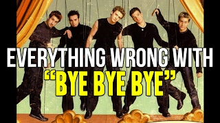 Download Everything Wrong With *NSYNC - ″Bye Bye Bye″ Video