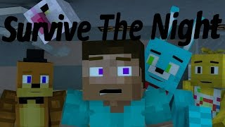 Download ″Survive The Night″ (FULL MINECRAFT ANIMATION) Video
