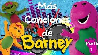 Download Barney | Más Canciones de Barney (Spanish-Español) Parte 1 Video