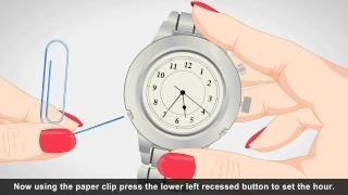 Download How To Set a Talking Watch Video