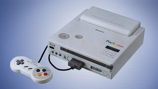 Download Playing the Nintendo Playstation Prototype Video