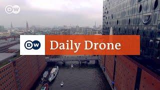 Download #DailyDrone: HafenCity Video