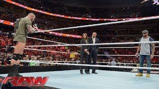 Download Triple H, Randy Orton and Batista look toward WrestleMania 30: Raw, March 31, 2014 Video