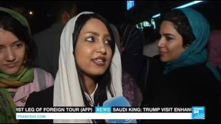 Download Partying in Tehran, Iran following Rouhani's reelection. Sanam Shantyaei for France24 Video