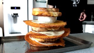 Download Grilled Cheese Overkill (7,350cals) Video