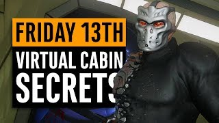 Download Friday 13th | Virtual Cabin 2.0 Walkthrough | All Hidden Secrets and Easter Eggs Video