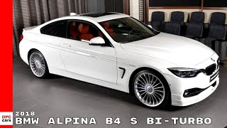 Download 2018 BMW Alpina B4 S Bi-Turbo Video