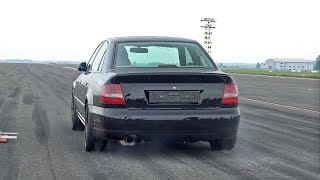 Download 1000HP+ Audi S4 B5 HST TurboTuning 0-298km/h Video