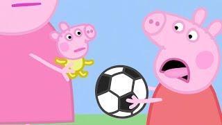 Download Peppa Pig Français | Coupe du Monde de Football Spéciale! ⚽️🏆 | Dessin Animé Pour Enfant #PPFR2018 Video