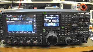 Download #125 Kenwood TS-990 60m band / MARS modification Video