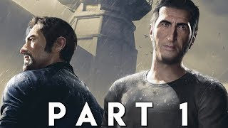 Download A WAY OUT Walkthrough Gameplay Part 1 - INTRO (PS4 Pro) Video