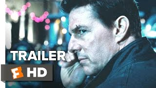 Download Jack Reacher: Never Go Back Official Trailer #1 (2016) - Tom Cruise, Cobie Smulders Movie HD Video