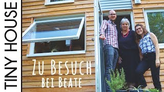 Download Wir besuchen Beate in ihrem Tiny House Video