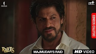 Download Raees   Majmudar's Raid   Deleted Scene   Shah Rukh Khan, Nawazuddin Sidiqqui, Mahira Khan Video