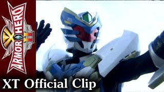 Download Armor Hero XT - Official English Clip [HD 公式] - 03 Video