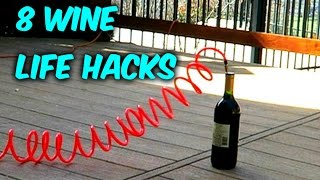 Download 8 Wine Life Hacks Video