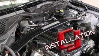 Download 2015-2018 Mustang EcoBoost/GT Ford Performance Strut Tower Brace Installation Video