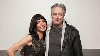 Download Catie Lazarus's Uncircumcised Interview with Jon Stewart Video