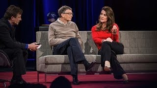 Download Why giving away our wealth has been the most satisfying thing we've done... | Bill and Melinda Gates Video