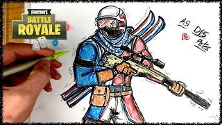 Download DESSIN FORTNITE - AS DES PISTES Video