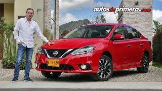 Download Nissan Sentra SR - Un sedán familiar muy confiable Video