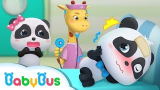 Download Baby Panda Pretends to Catch a Cold | Magical Chinese Characters | BabyBus Cartoon Video