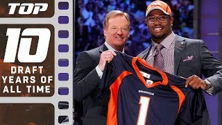 Download Top 10 Draft Years of All Time | NFL Films Video