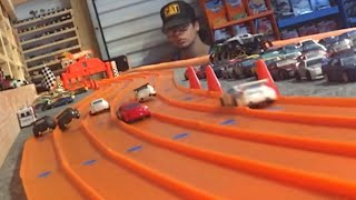 Download HOT WHEELS ″SUPER SNAKE SLALOM COURSE″ ″Day 3″ Video