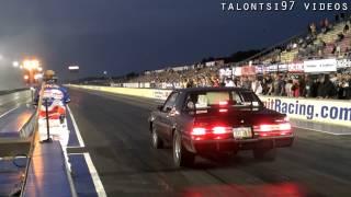 Download Sleeper 98mm Turbo Buick Goes 8.0 & more Turbo Buicks racing Video