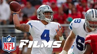 Download Dak Prescott's 20-yard Touchdown Pass to Terrance Williams (Week 4) | NFL Turning Point | NFL Films Video