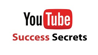 Download Secrets to YouTube Channels: How to have a Successful Tutorial + YouTube Channel Strategies Video