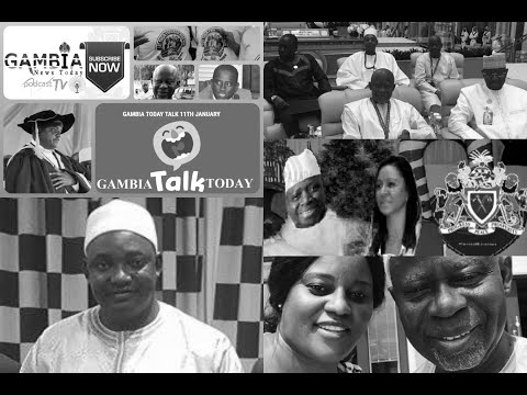 GAMBIA TODAY TALK 11TH FEBRUARY 2020