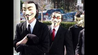 Download Anonymous Msg: Warns Microsoft/Xbox Live Video