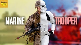 Download Stormtroopers VS US Marines | Vehicles & Equipment Video