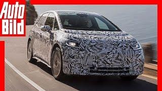 Download VW I.D. Neo (2019) Erlkönig / erste Fahrt / Test / Review Video