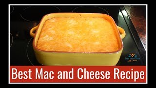 Download Best Macaroni and Cheese Recipe | Thanksgiving Side Dishes Video