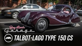 Download 1937 Talbot-Lago Type 150 CS - Jay Leno's Garage Video