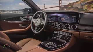 Download 2017 Mercedes-Benz E Class interior design and 64-color ambient lighting Video