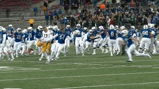 Download St. Ignatius falls in double OT to St. Xavier, 27-20 Video