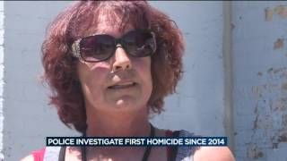Download Janesville police investigate first homicide since 2014 Video