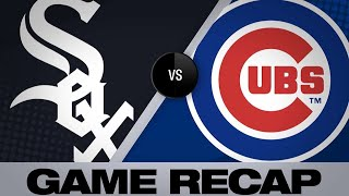 Download Contreras hits 2 home runs in Cubs' 7-3 win | White Sox-Cubs Game Highlights 6/19/19 Video