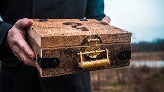 Download Solving The MYSTERY BOX Cryptex Puzzle!! Video