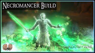 Download Necromancer Build – Undead & Pets | Shadow of War Video