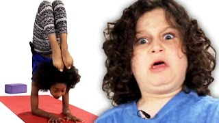 Download Kids Try Yoga Video